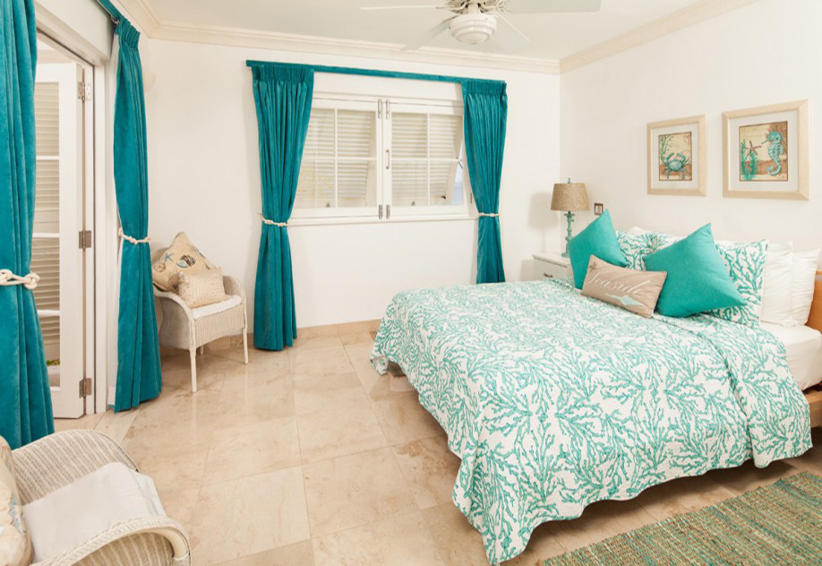 Slaapkamer, 2 personen, Sandy Lane Golf Course, Barbados, appartementen