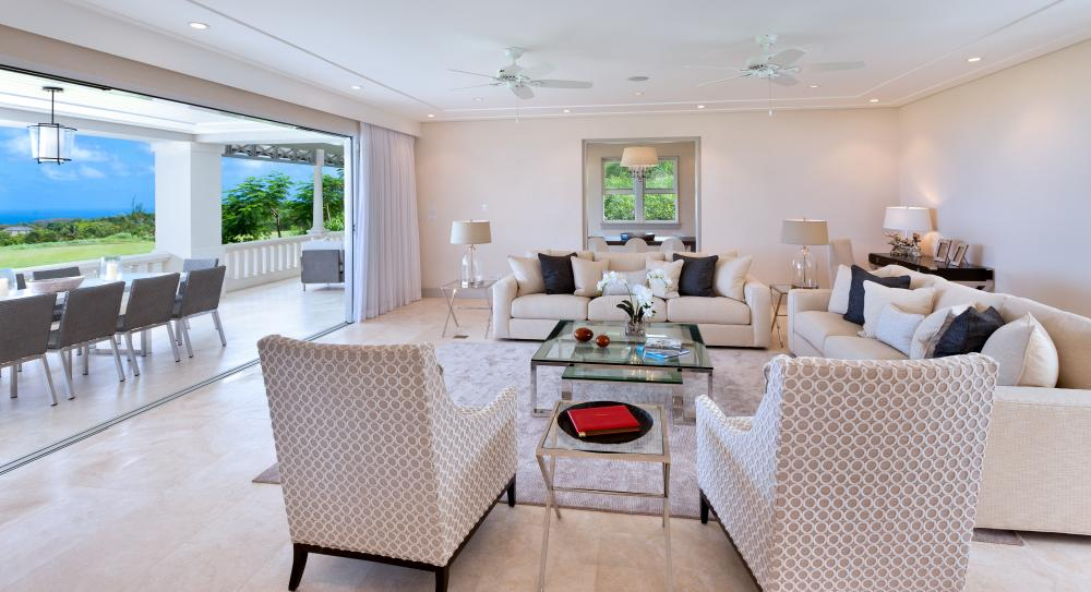 Luxe ruime living, 10 personen, Apes Hill Club, Barbados